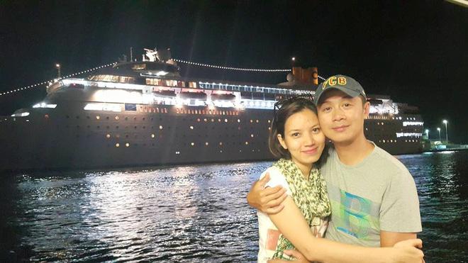 Nhan sắc cô vợ lai Pháp xinh đẹp, kém 14 tuổi của MC Anh Tuấn - Ảnh 24.