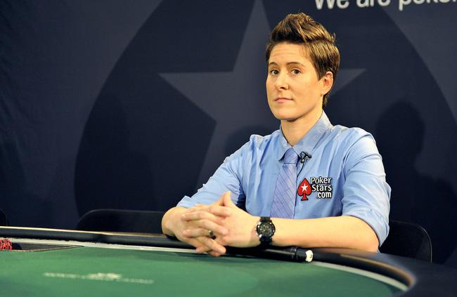 Cô gái 33 tuổi chơi bài poker giỏi nhất thế giới về làm việc cho <a  href=
