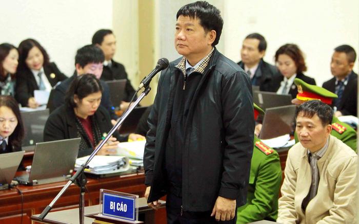 Đề nghị ông Đinh La Thăng 14-15 năm tù, ông Trịnh Xuân Thanh tù chung thân - Ảnh 1.