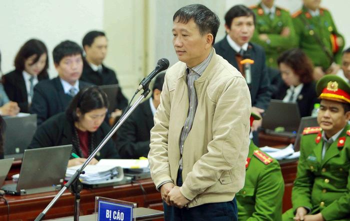 Đề nghị ông Đinh La Thăng 14-15 năm tù, ông Trịnh Xuân Thanh tù chung thân - Ảnh 5.