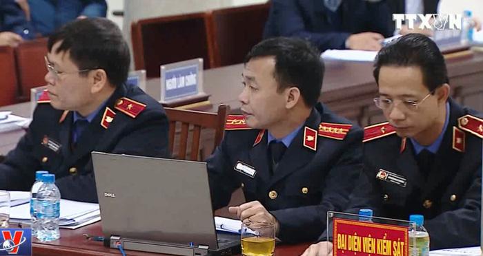 Đề nghị ông Đinh La Thăng 14-15 năm tù, ông Trịnh Xuân Thanh tù chung thân - Ảnh 4.
