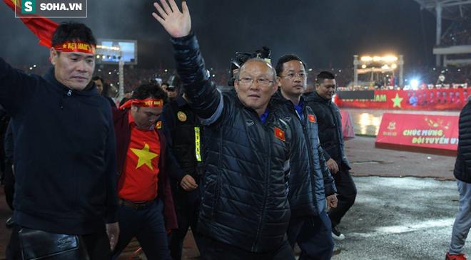HLV Park Hang-seo tiết lộ với báo Hàn bí quyết số 1 giúp U23 Việt Nam chinh phục châu Á
