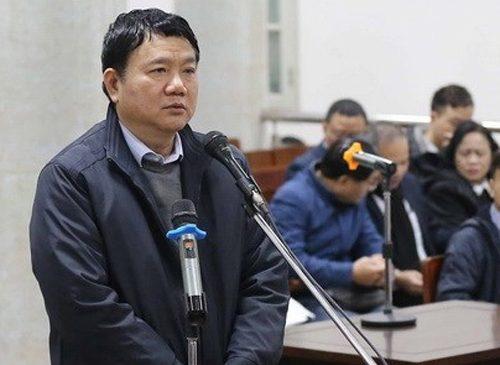 Bị cáo: Không ai phải chịu trách nhiệm trong vụ án ông Đinh La Thăng