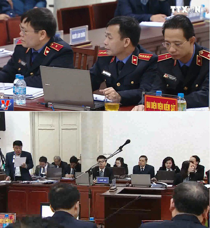 Những tình tiết khó quên trong phiên xét xử ông Đinh La Thăng - Ảnh 4.