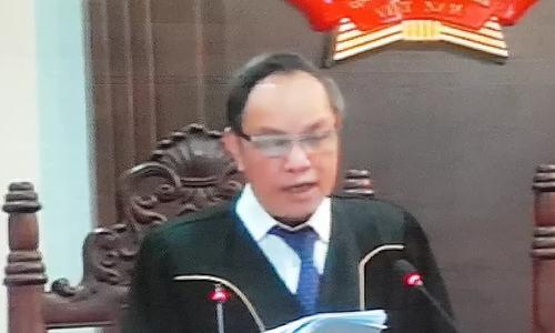Tòa nhận định sai phạm của ông Đinh La Thăng