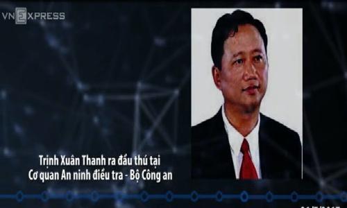 Con đường thăng tiến của Trịnh Xuân Thanh cho đến khi bị bắt