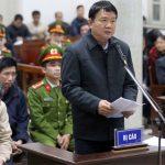 Ông Đinh La Thăng: Xin cúi đầu tạ lỗi với nhân dân
