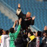 Ông Park Hang Seo và 'con đường' đến với bóng đá Việt Nam