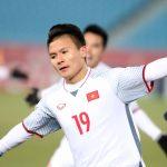 Quang Hải, Đức Huy trong Top 5 cầu thủ Đông Nam Á ở U23 châu Á