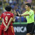 Trọng tài Trung Quốc nhiều tranh cãi bắt trận chung kết U23 Việt Nam – U23 Uzbekistan