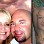 Xăm chân dung vợ lên tay để bày tỏ tình yêu, đến khi ly hôn, người chồng chọn cách này để xử lý hình xăm