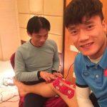 Bác sĩ đội tuyển U23 lần đầu tiết lộ hình ảnh chăm sóc các 'cầu thủ vàng'