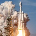 SpaceX phóng tên lửa mạnh nhất thế giới hướng về sao Hỏa