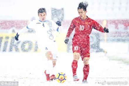 Trận chiến trên tuyết của đội U23 và sự bất công mà Việt Nam, Thái Lan cùng gánh chịu - Ảnh 2.