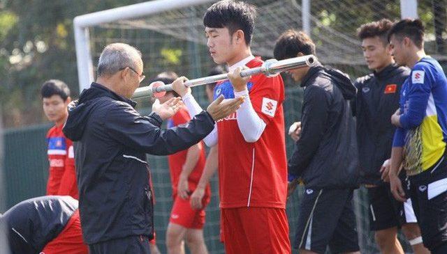 Vì sao ông Park Hang Seo lại thêm đậu phụ và sữa vào khẩu phần ăn của các cầu thủ U23?