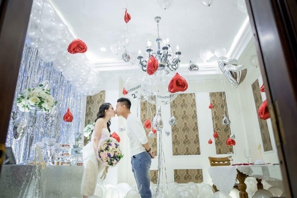 Vũ Văn Thanh đưa bạn gái hot girl về ra mắt bố mẹ - Ảnh 3.