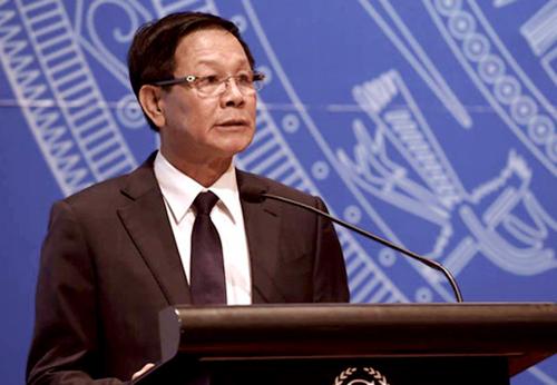 Công an Phú Thọ xác minh trách nhiệm quản lý của trung tướng Phan Văn Vĩnh