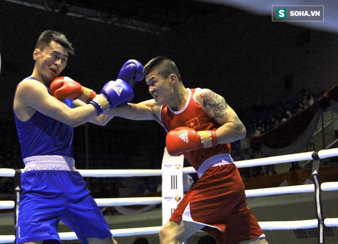 Liên đoàn boxing Việt Nam bật đèn xanh cho đại chiến Flores vs Trương Đình Hoàng - Ảnh 1.