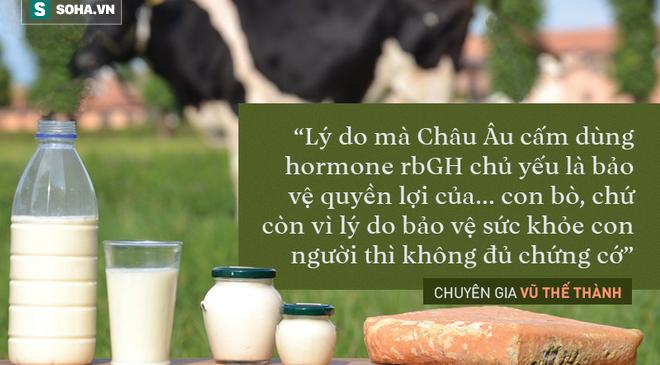 Nhiều người tẩy chay sữa bò vì sợ ung thư: Đừng nghe lời đồn, hãy nghe chuyên gia nói