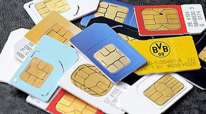 24 triệu thuê bao điện thoại bị khóa tài khoản, thu hồi