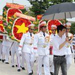 Anh Nguyễn Văn Trỗi đã an nghỉ tại nghĩa trang liệt sĩ TP.HCM