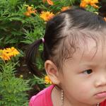 Khủng hoảng tuổi lên 3: thời điểm ác mộng của mẹ, bé bướng, lỳ, mè nheo số 1