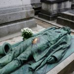 Bức tượng bị 'quấy rối' nhiều nhất nước Pháp