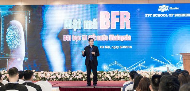Ông Trương Gia Bình ấn tượng cách giao việc chi tiết của tỷ phú Phạm Nhật Vượng: Cái mà FPT rất ngạc nhiên về Vingroup là tốc độ