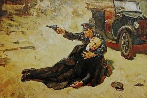 Lật lại vụ án ám sát Lenin do Anh đạo diễn - Ảnh 1.