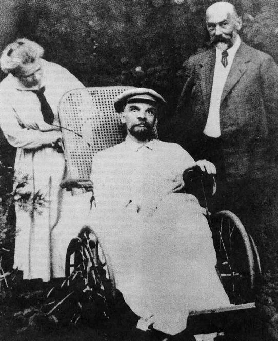 Lật lại vụ án ám sát Lenin do Anh đạo diễn - Ảnh 2.