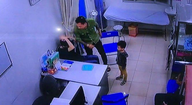 Giới y khoa phẫn nộ sau vụ bác sĩ Bệnh viện Xanh Pôn bị đánh