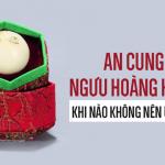 Báo Trung Quốc: An cung ngưu – thuốc người Việt tin dùng – không có tác dụng phòng đột quỵ