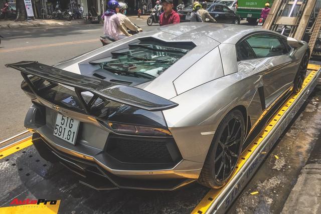 Ông chủ cafe Trung Nguyên tậu Lamborghini Aventador DMC độc nhất Việt Nam - Ảnh 3.