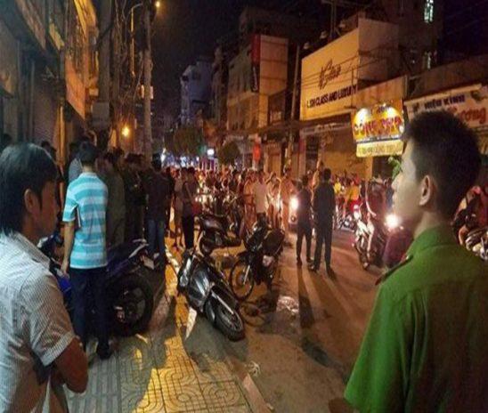 Nhân chứng bàng hoàng kể lại giây phút 2 hiệp sĩ Sài Gòn bị đâm tử vong