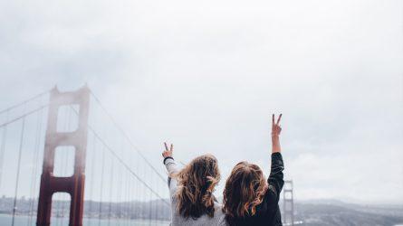 8 dấu hiệu của những người bạn thân hoàn hảo