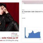 '1 chọi 7' Sơn Tùng MTP chính thức đánh bại BTS đạt tỷ suất người xem cao nhất châu Á