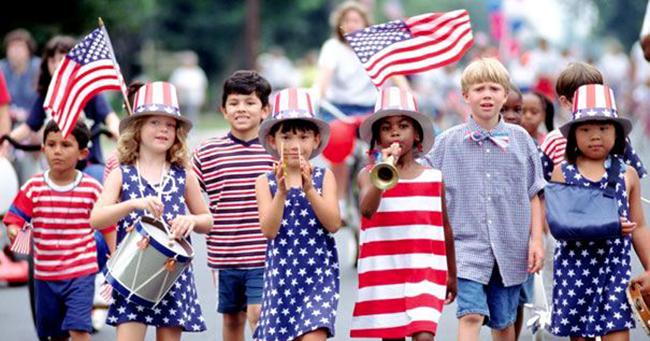 Vì sao trẻ em ở Mỹ thường rất tự tin?