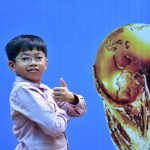 Cậu bé duy nhất của Việt Nam được ra sân ở trận chung kết World Cup 2018