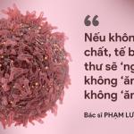 Chuyên gia ung bướu người Việt tiết lộ bí kíp chiến thắng ung thư (Kỳ 1): Ăn, uống và thở