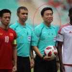 """Trọng tài Hàn Quốc bị tố """"xử ép"""" U23 Việt Nam trong trận tranh hạng ba Asiad 2018"""