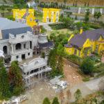 """Vụ """"xẻ thịt"""" đất rừng Sóc Sơn: Đa phần người từ Hà Nội và các tỉnh đến mua đất xây nhà"""