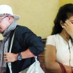 [ẢNH] Ông Đặng Lê Nguyên Vũ và vợ không một lần ngoảnh mặt nhìn nhau tại phiên tòa xử ly hôn