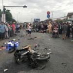 Kết quả giám định: Thắng xe container tông chết người không trục trặc