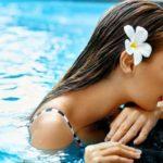 Bí quyết chăm sóc da và tóc khi đi bơi mùa nắng nóng