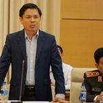 Bộ trưởng Giao thông đề nghị 'ai mất giấy phép lái xe đều phải thi lại'