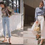 Quần jeans không chỉ bụi bặm mà còn rất dịu dàng, sang chảnh nếu bạn diện 4 kiểu dáng sau