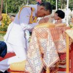 """Lễ đăng cơ của Quốc vương Thái Lan: Tắm """"nước thiêng"""", đội trên đầu hơn 7kg vàng và những điều độc đáo khác"""