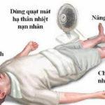 Sốc nhiệt do nắng nóng - Coi chừng đột tử